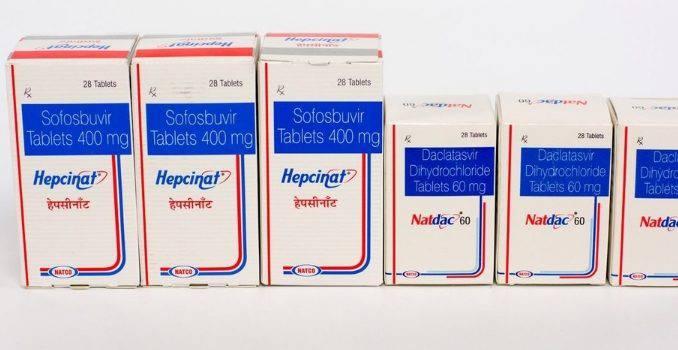 лекарства от гепатита В