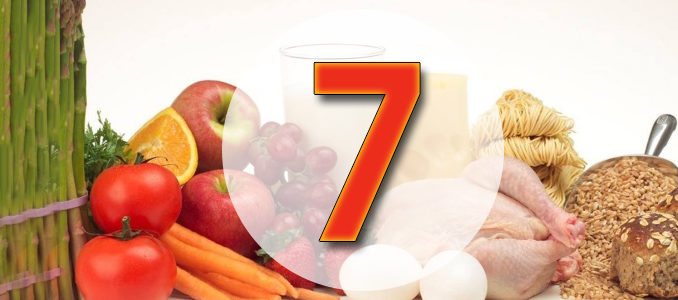 Меню при холецистите: рецепты на 7 дней